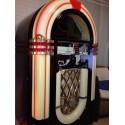 Travaux de restauration d'un jukebox