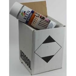 Peinture radiateur 120° - Cartons de 4 bombes de peinture radiateur