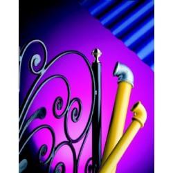 Primaire antirouille - Une peinture primaire adhérence métaux ferreux ou bois par carton de 4