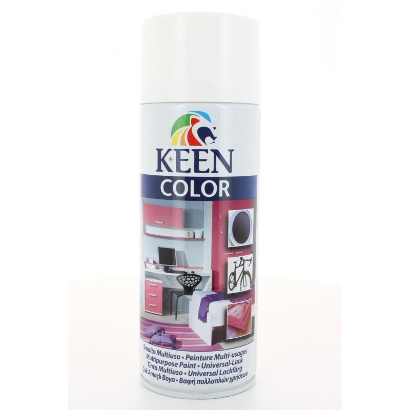 bombe de peinture blanc un a rosol peinture blanc 100 acrylique. Black Bedroom Furniture Sets. Home Design Ideas