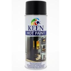 Peinture haute température noire