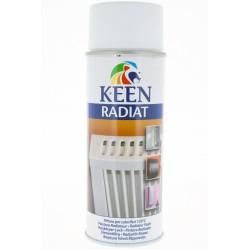 Peinture radiateur 120°- bombe de peinture qui résiste à la chaleur et protège de la rouille