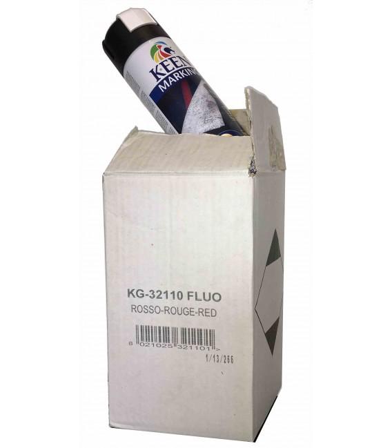Peinture spéciale marquage PROMO par carton de 4 Aérosols